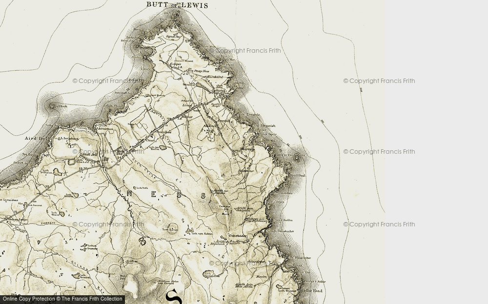 Sgiogarstaigh, 1911