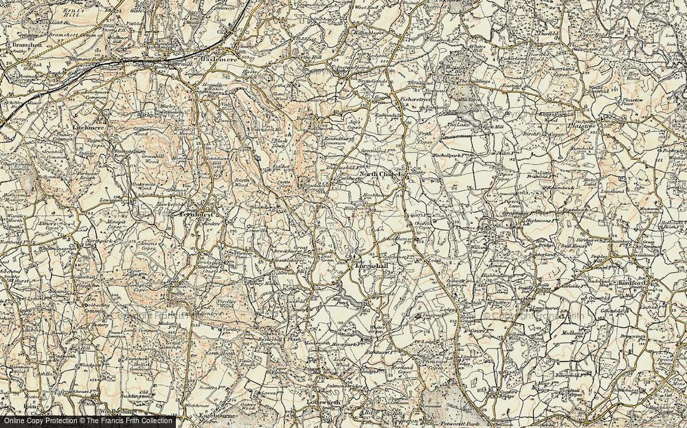 Shopp Hill, 1897-1900