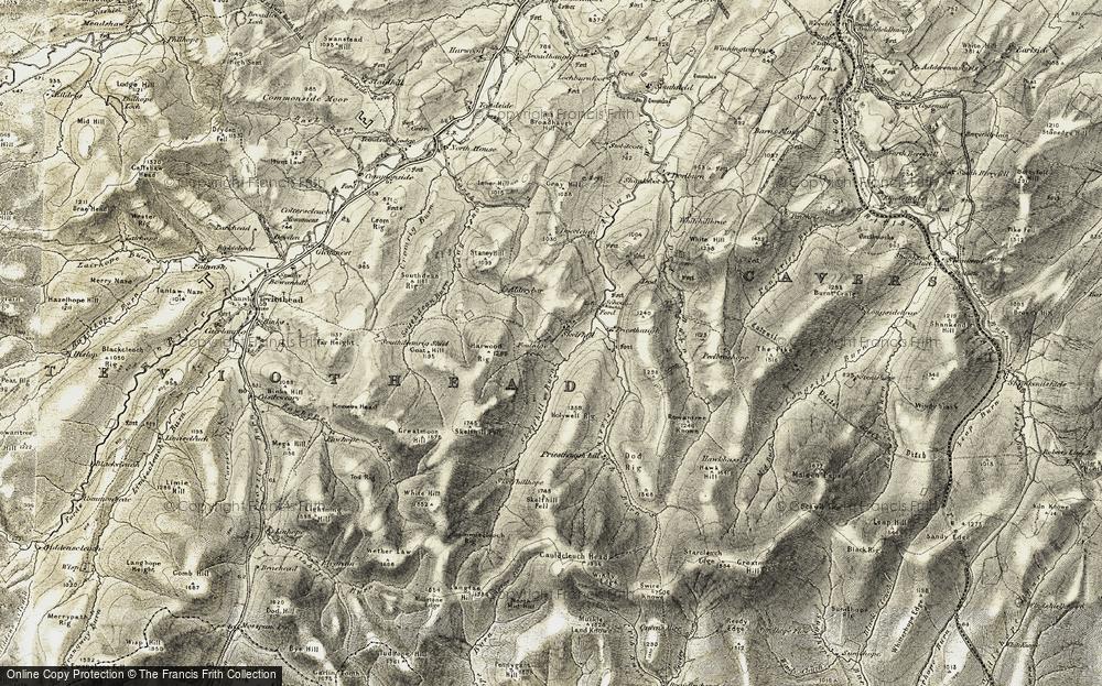 Skelfhill, 1901-1904