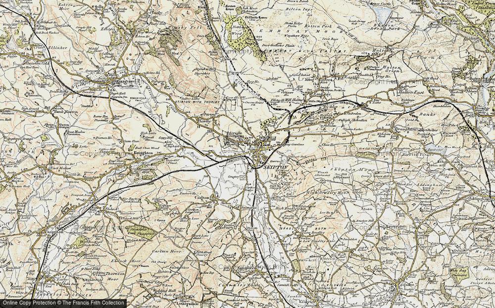 Skipton, 1903-1904