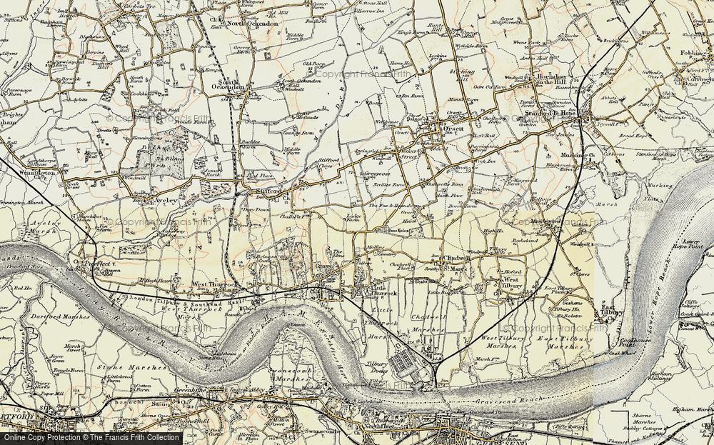 Socketts Heath, 1897-1898