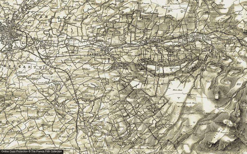 Sornhill, 1904-1905