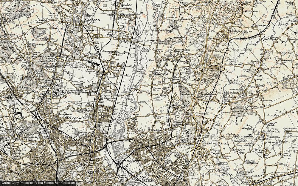 South Chingford, 1897-1898