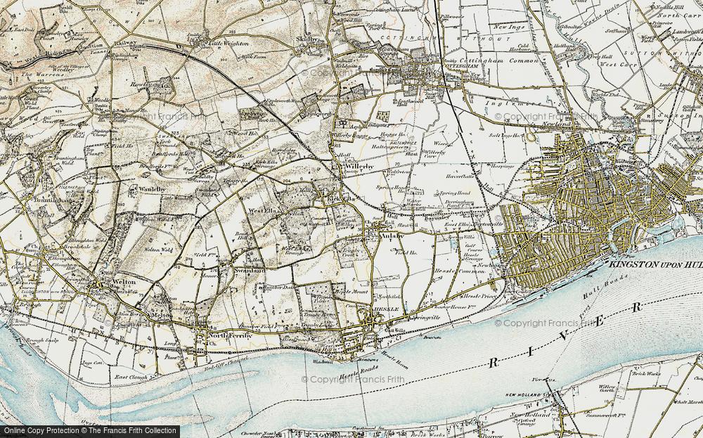 South Ella, 1903-1908