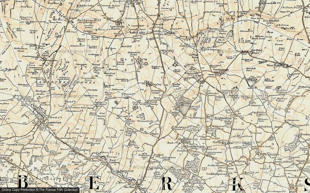 South Fawley, 1897-1900