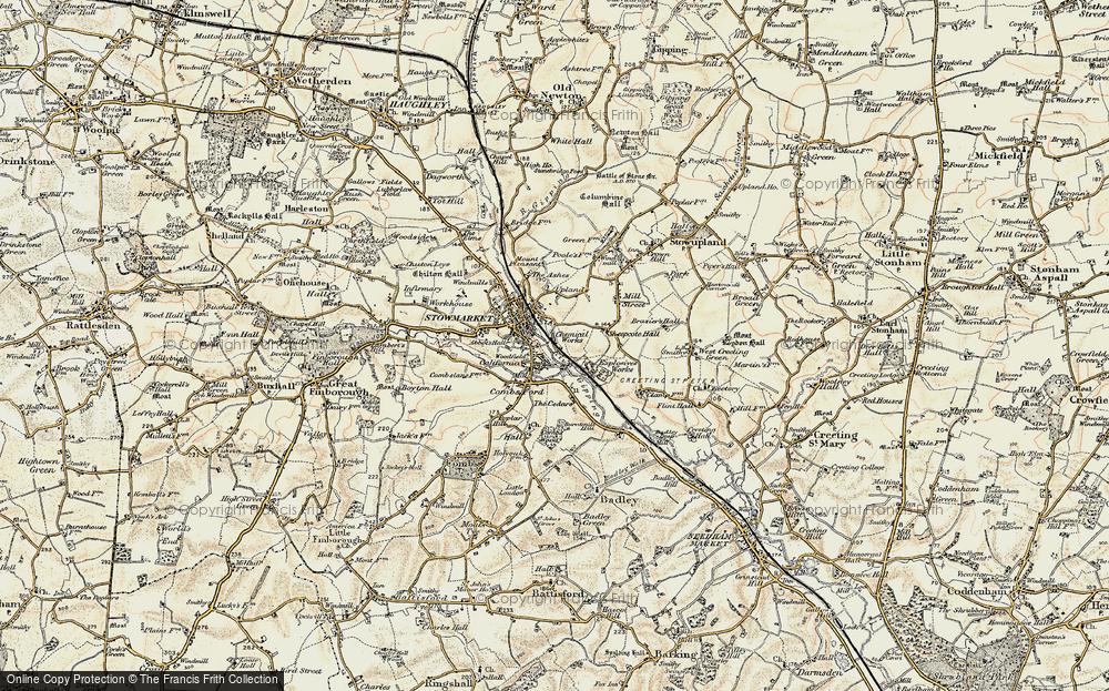 Stowmarket, 1899-1901