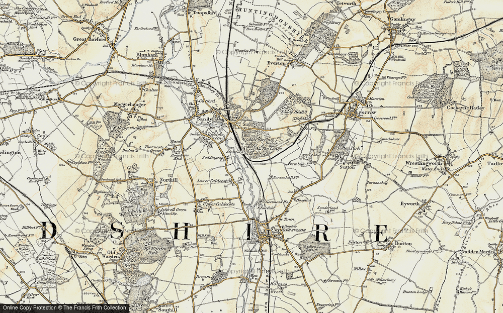 Stratford, 1898-1901