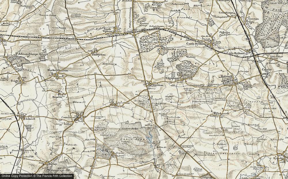 Stretton, 1901-1903