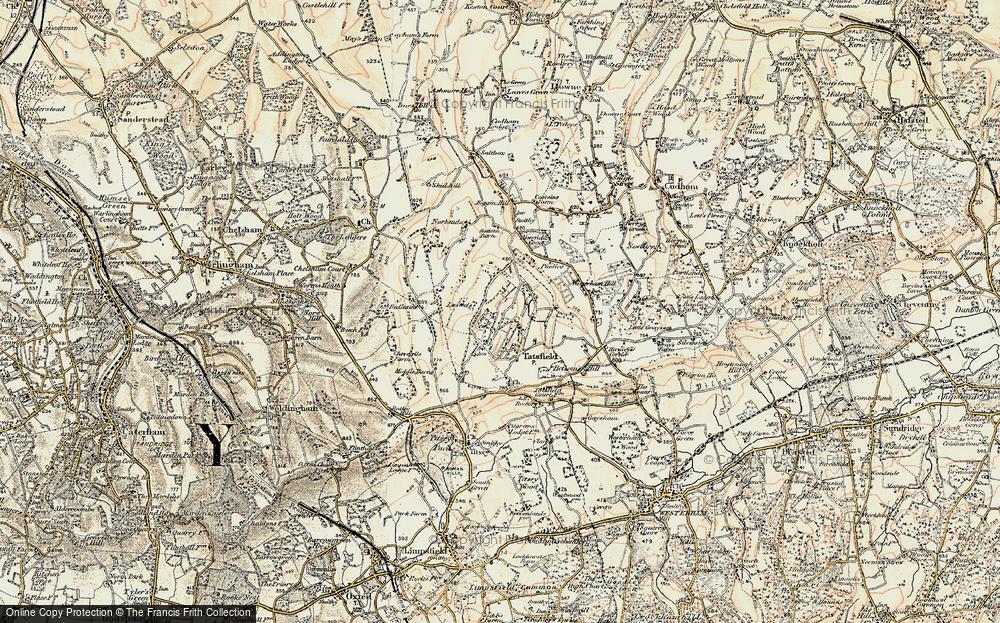 Tatsfield, 1897-1902