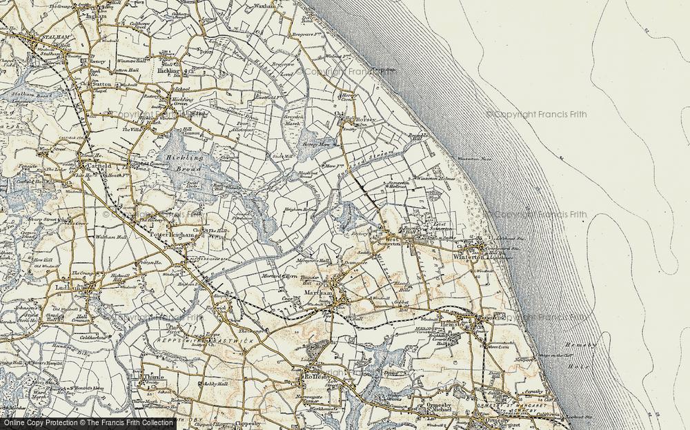 The Norfolk Broads, 1901-1902
