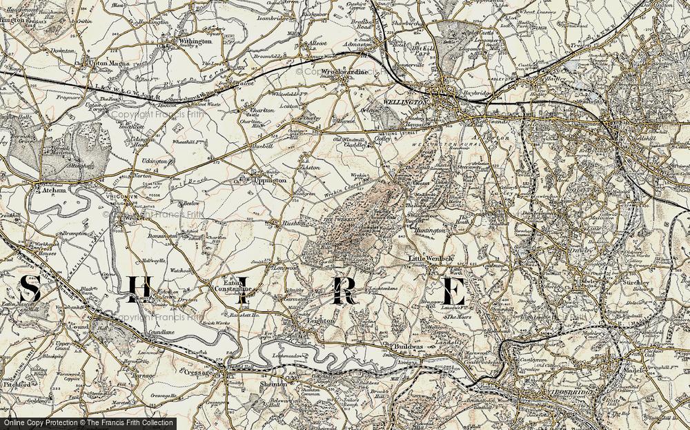 The Wrekin, 1902