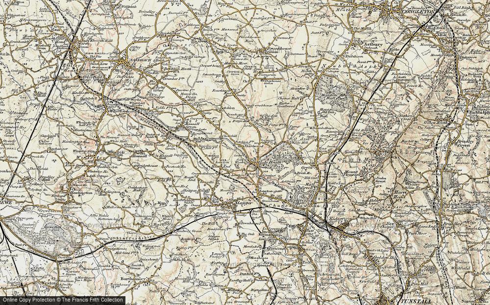 Thurlwood, 1902-1903
