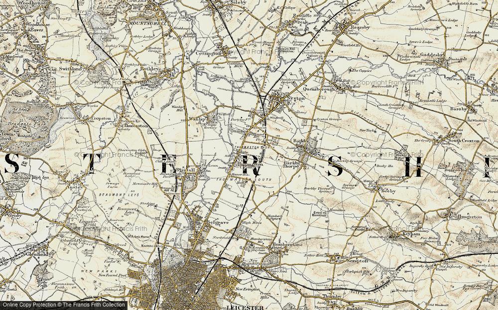 Thurmaston, 1902-1903