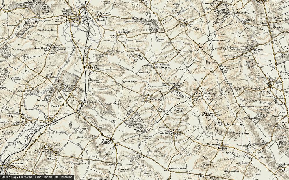 Thurning, 1901-1902