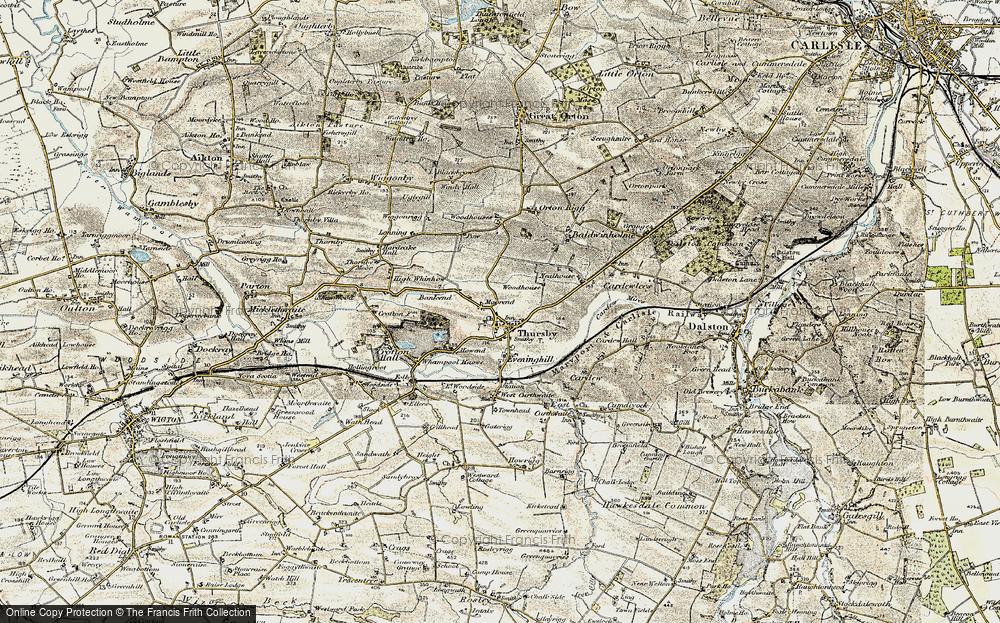 Thursby, 1901-1904