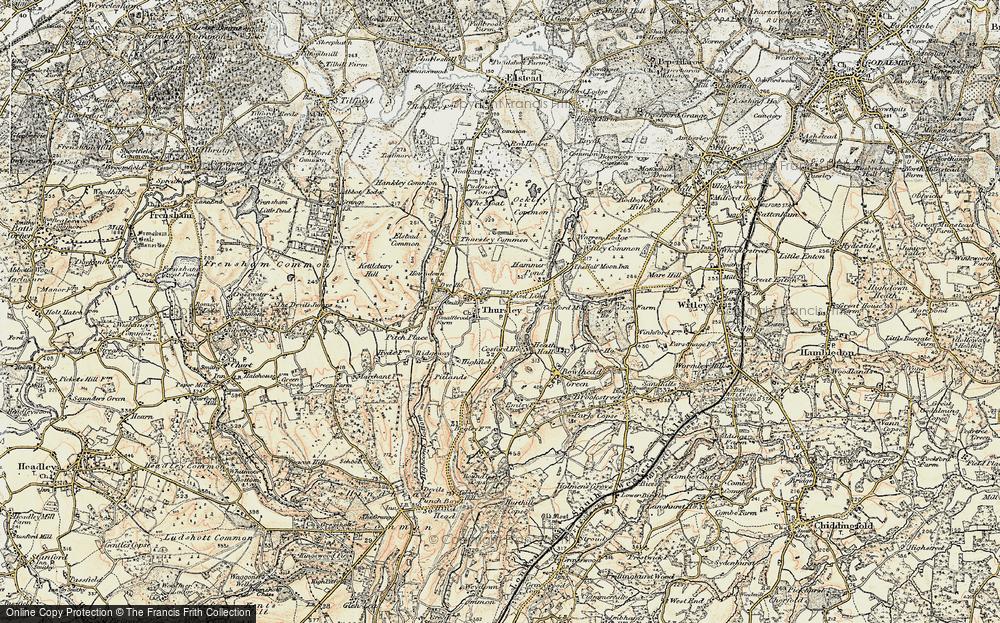 Thursley, 1897-1909