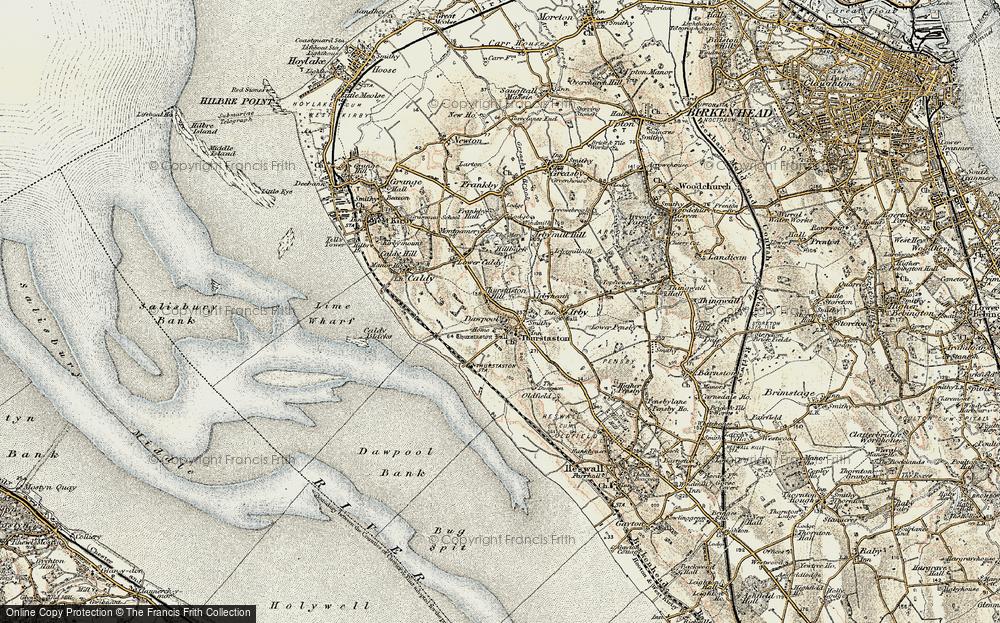 Thurstaston, 1902-1903