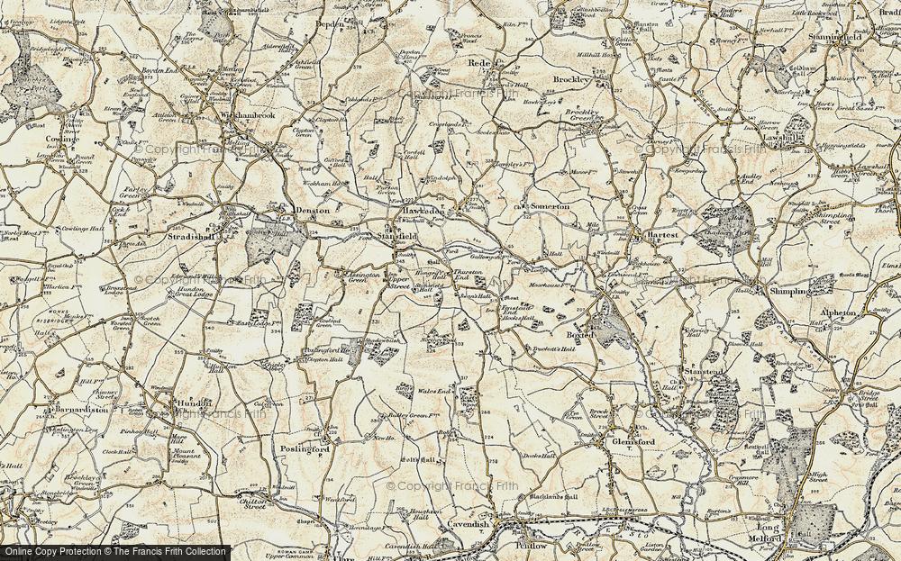 Thurston End, 1899-1901
