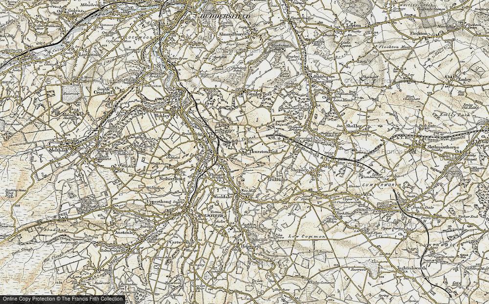 Thurstonland, 1903