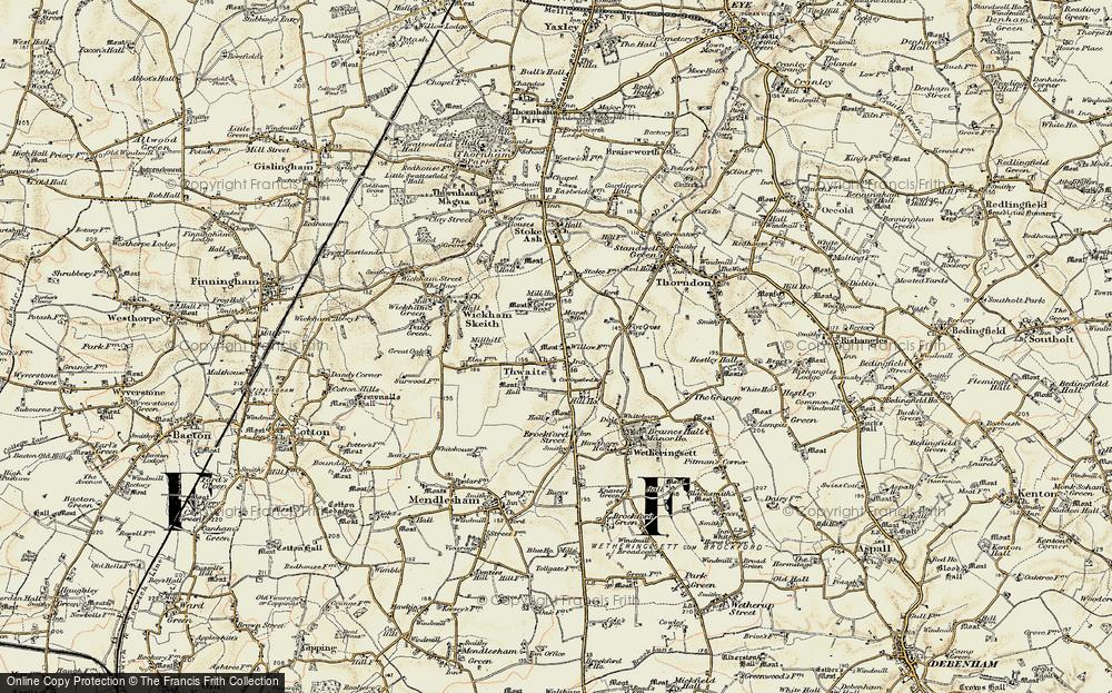 Thwaite, 1901