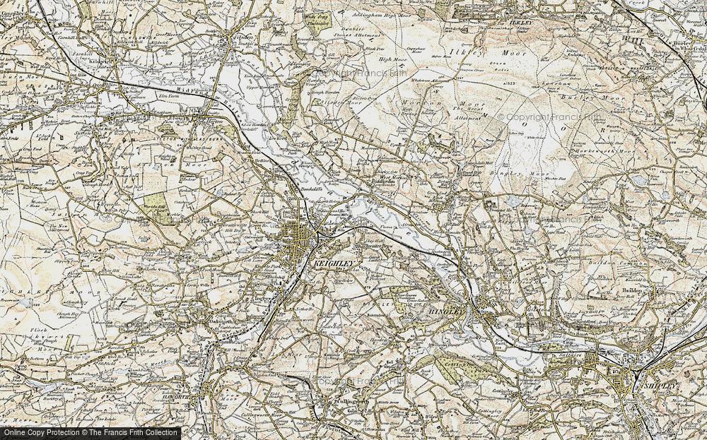 Thwaites, 1903-1904