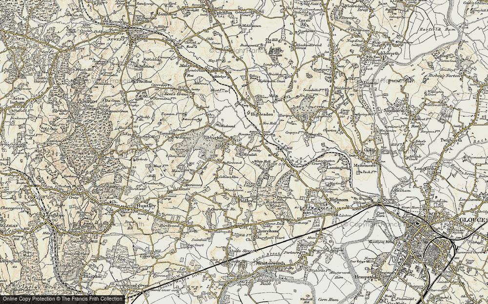 Tibberton, 1898-1900