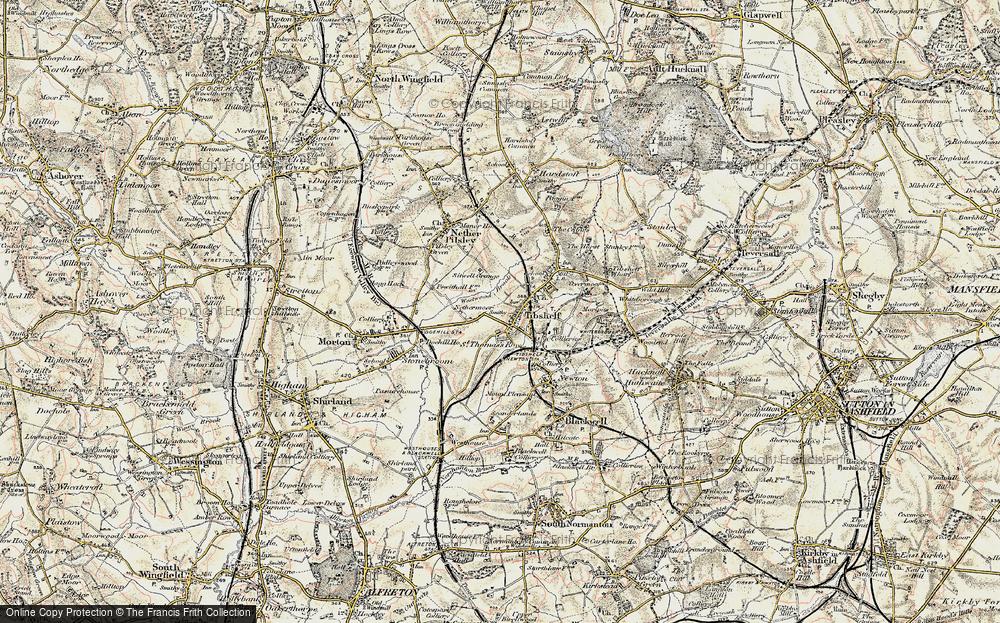 Tibshelf, 1902-1903