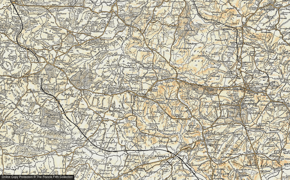 Ticehurst, 1898