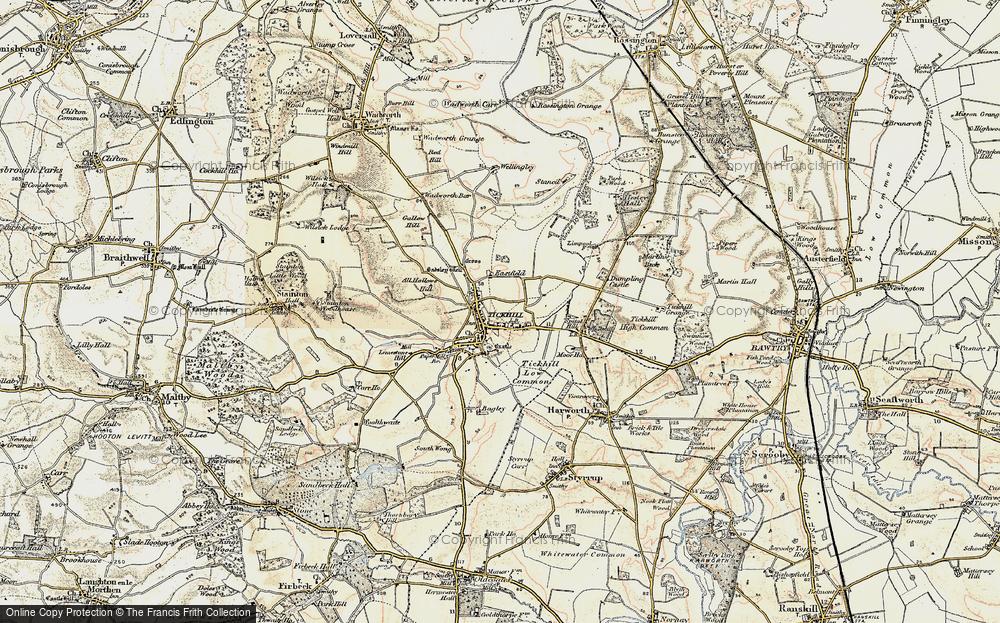 Tickhill, 1903