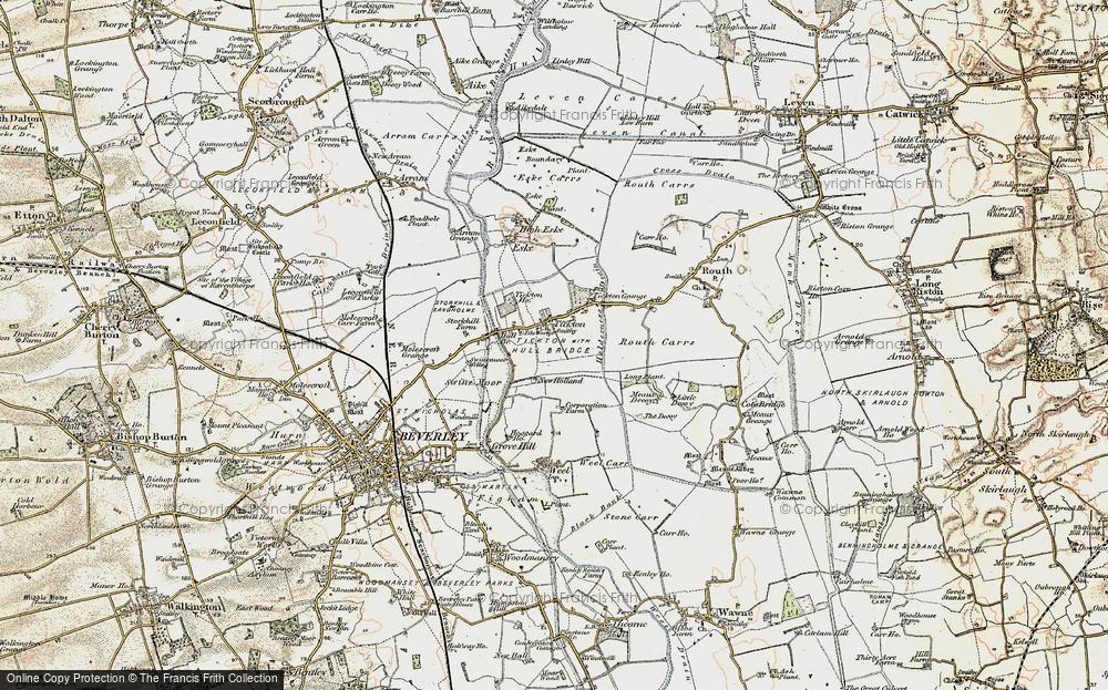 Tickton, 1903-1908