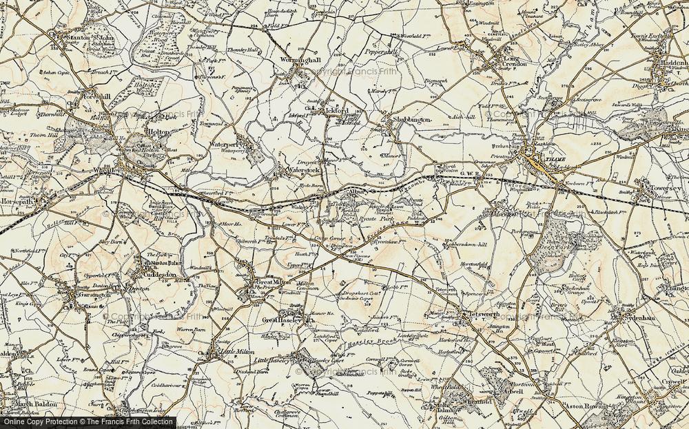 Tiddington, 1897-1899