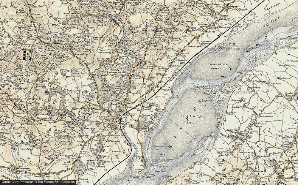 Tidenham, 1899-1900