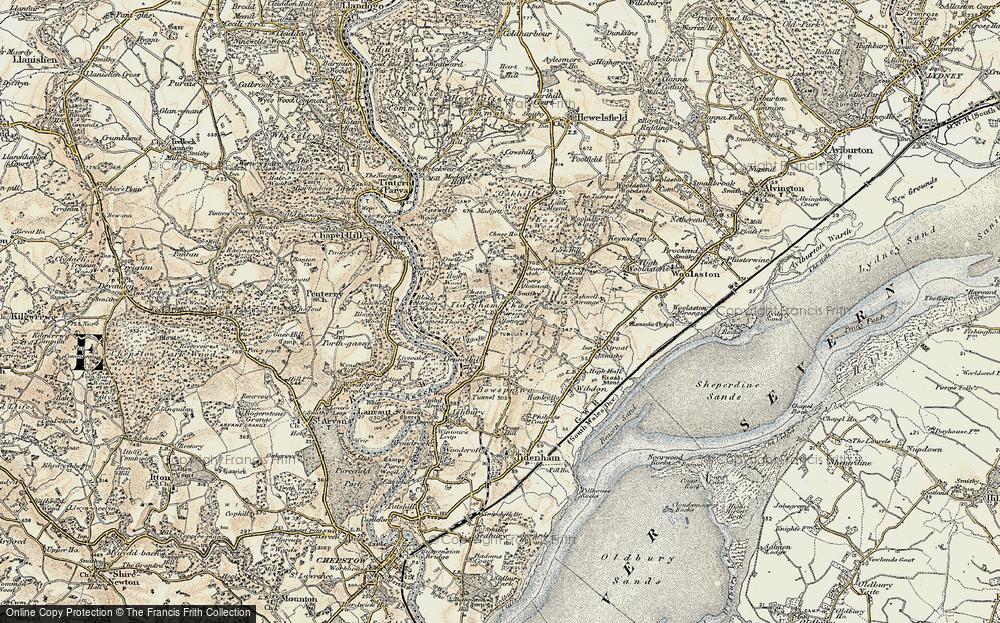 Tidenham Chase, 1899-1900