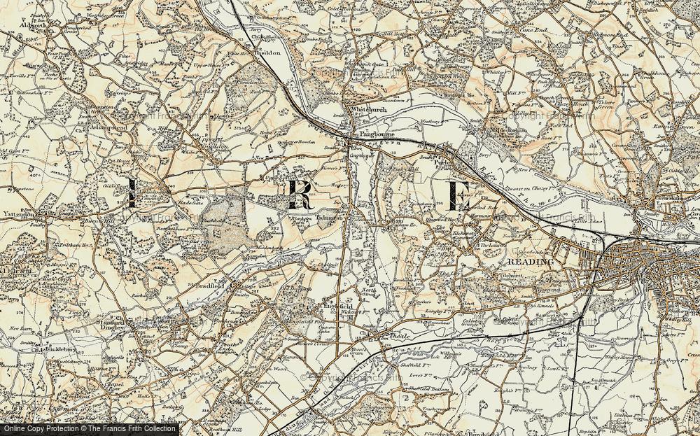 Tidmarsh, 1897-1900