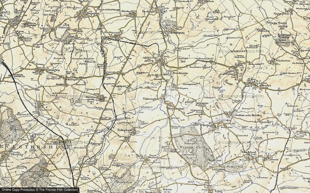 Tidmington, 1899-1901