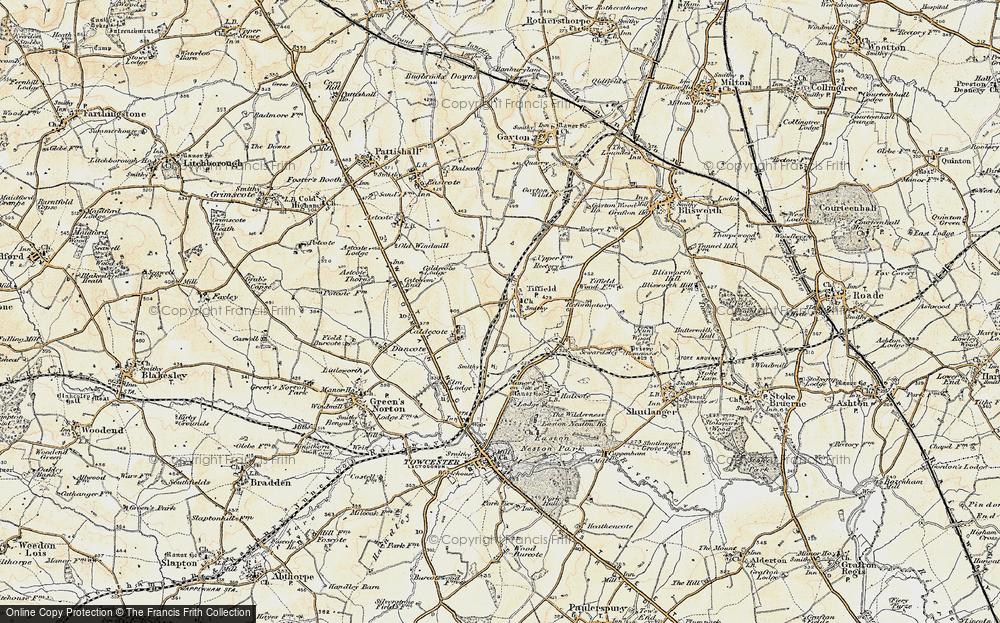 Tiffield, 1898-1901