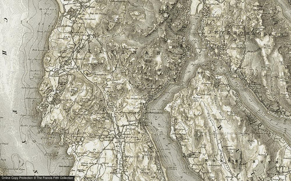 Tighnabruaich, 1905-1907