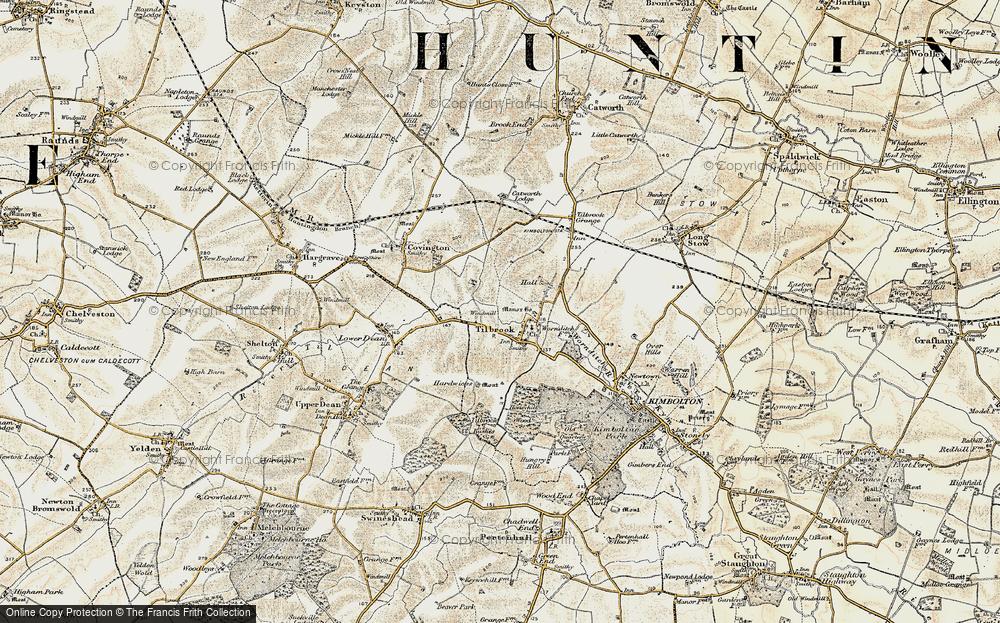 Tilbrook, 1901