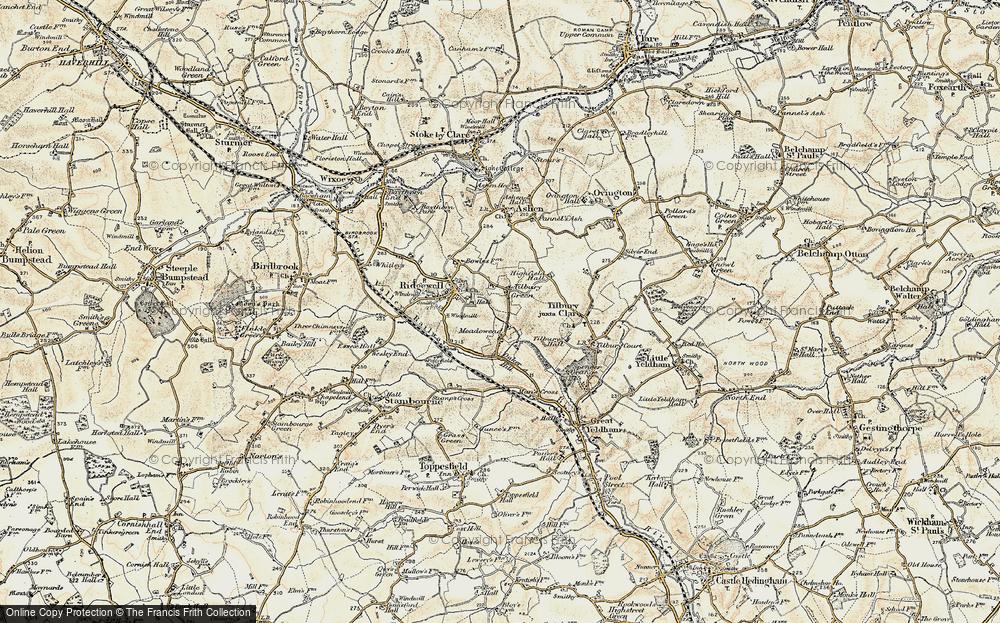 Tilbury Green, 1898-1901