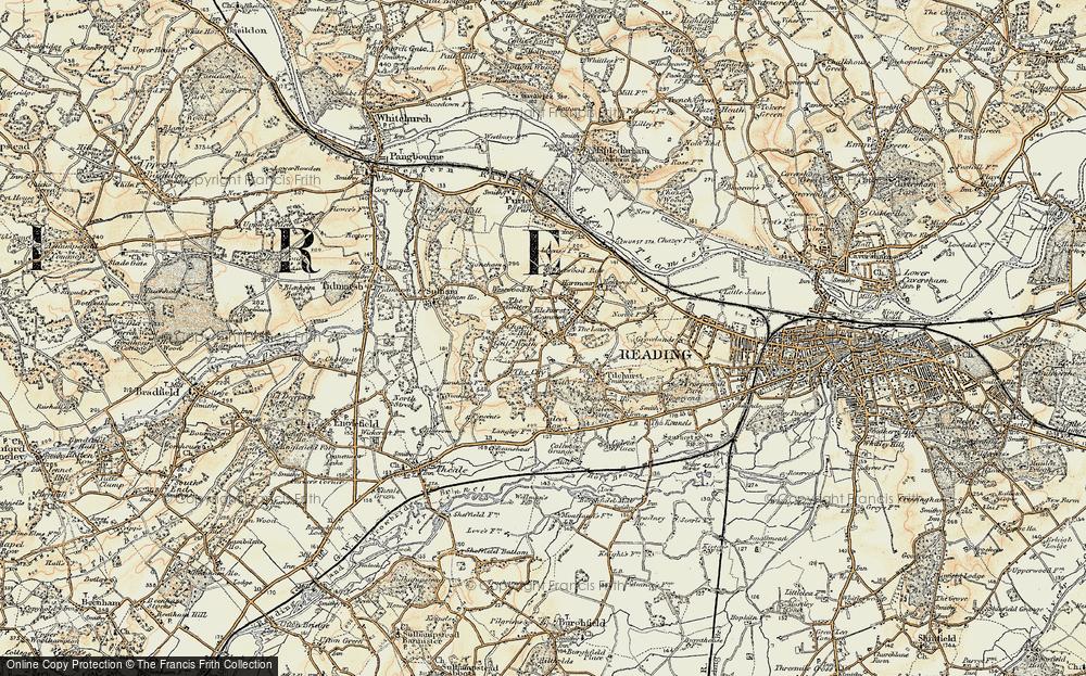 Tilehurst, 1897-1900