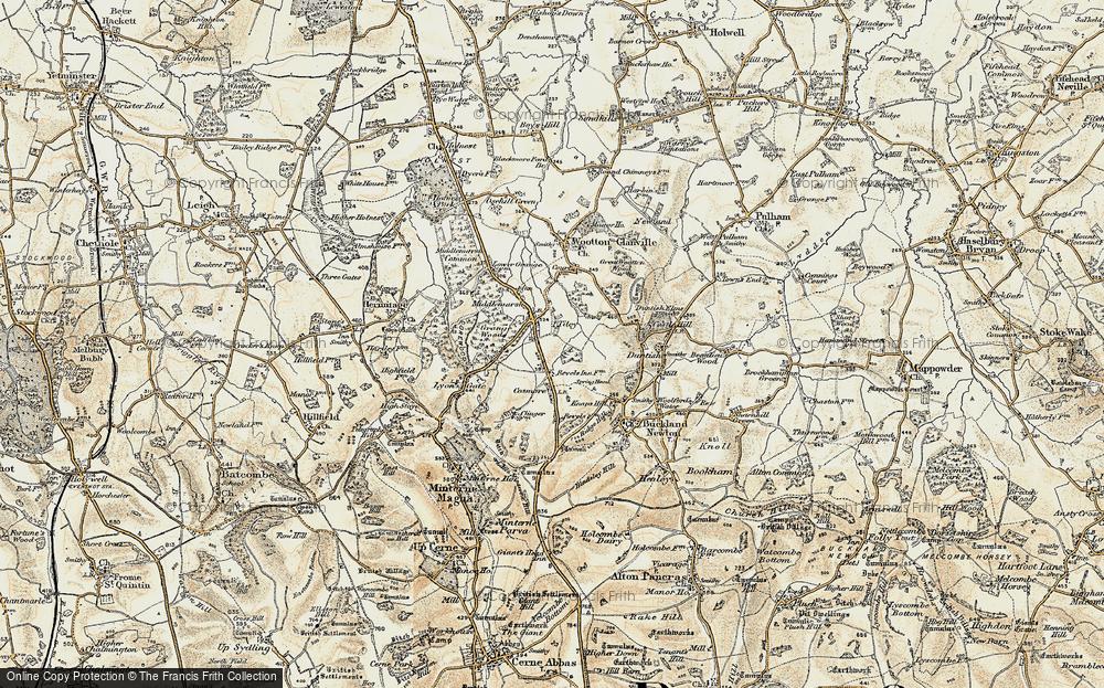 Tiley, 1899