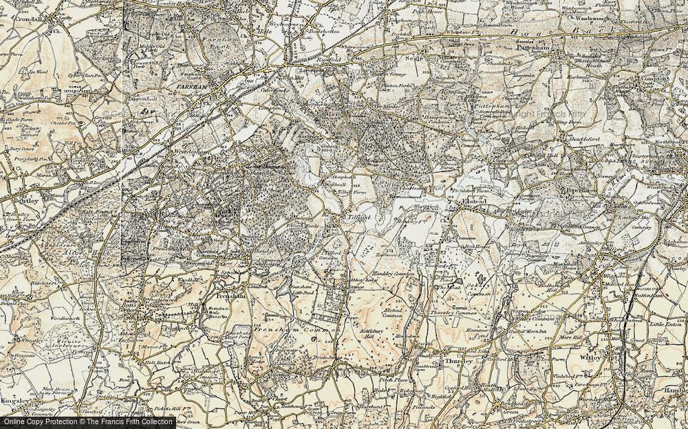 Tilford, 1897-1909