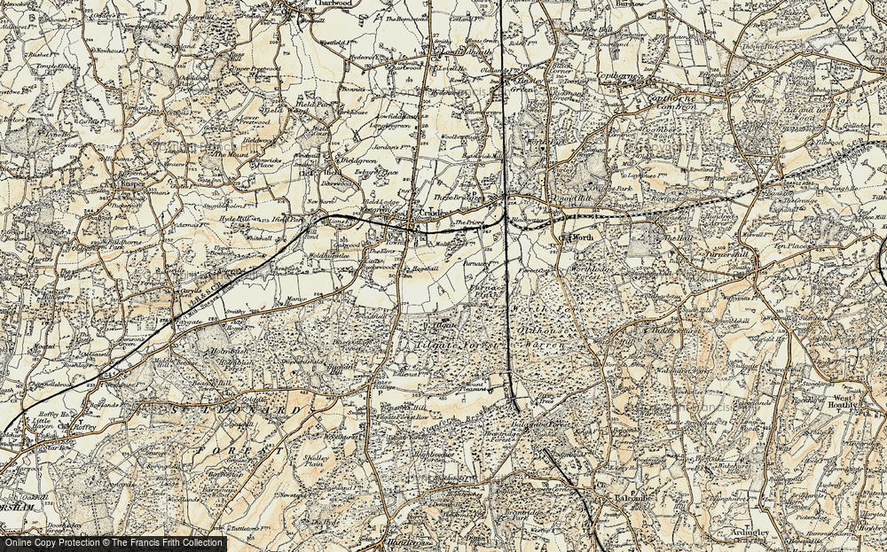 Tilgate, 1898-1909