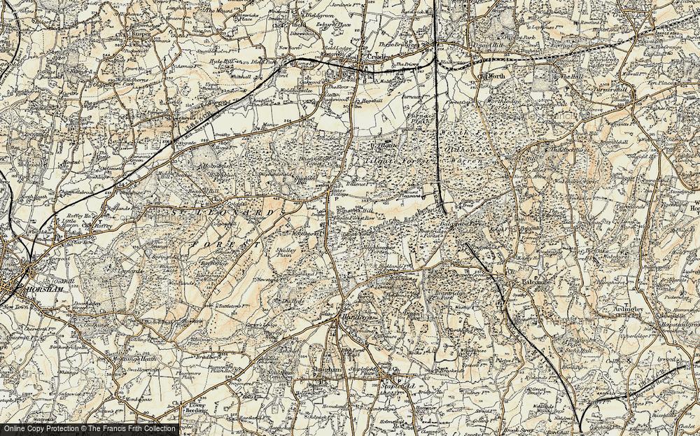 Tilgate Forest Row, 1898