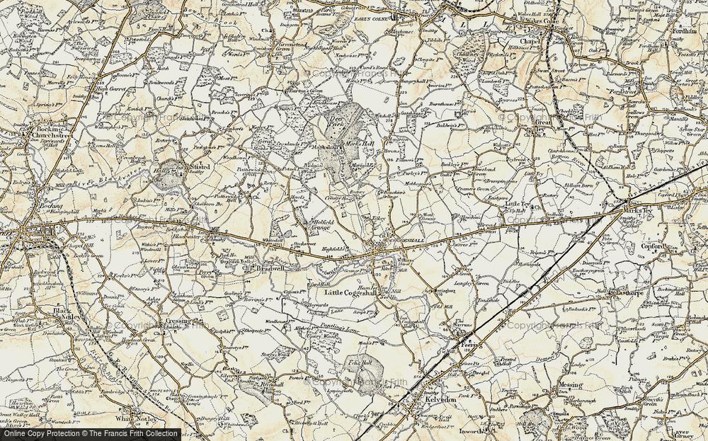 Tilkey, 1898-1899