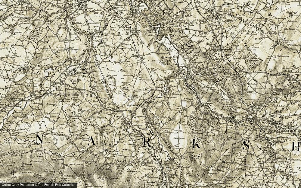 Tillietudlem, 1904-1905