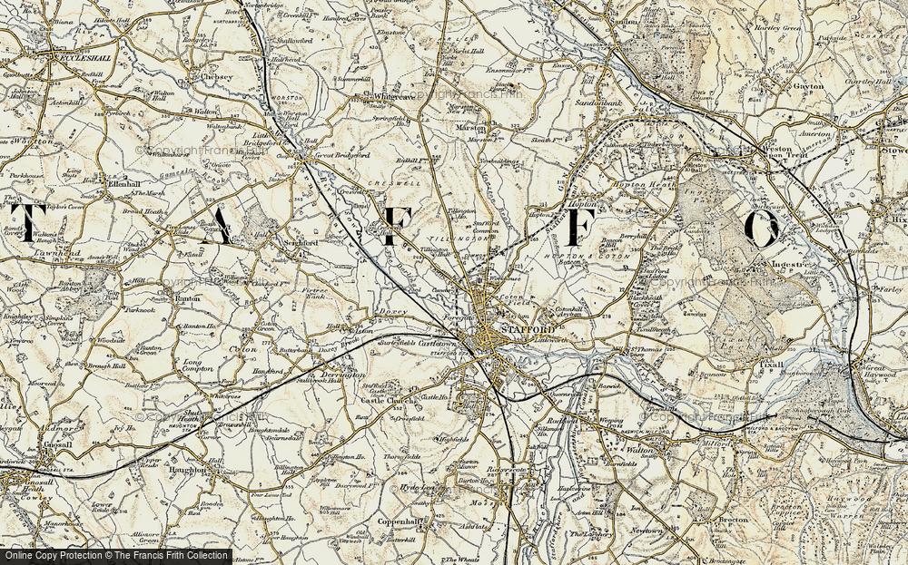 Tillington, 1902