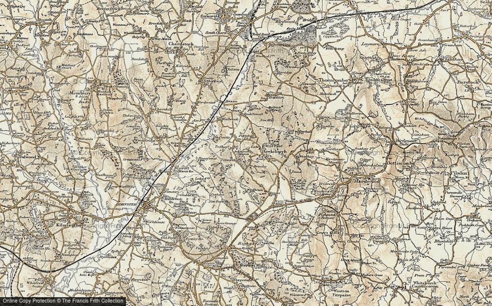 Tillworth, 1898-1899