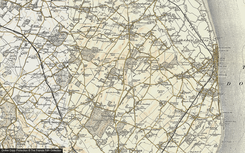 Tilmanstone, 1898-1899