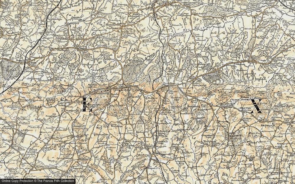 Tilsmore, 1898